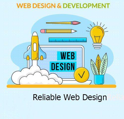 Reliable web Design company