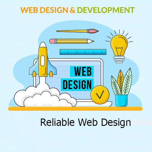 Reliable web Design company
